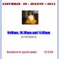 Yajur Upakarma at Balaji Temple Birmingham