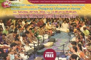 London: Thyagaraja Aaradhana Festival