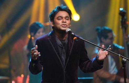 A.R. Rahman Announces UK Tour