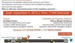 Sai Kalyan Builders – Invitation