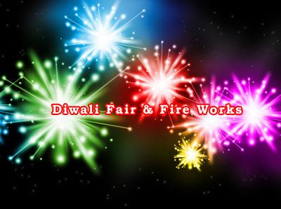 Diwali Fair & Fireworks 2016