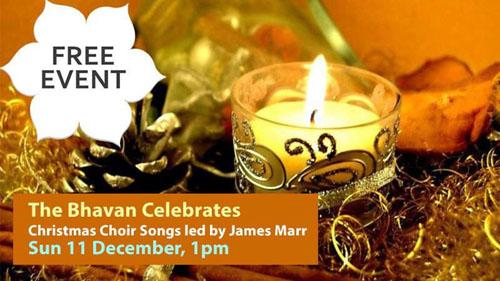 The Bhavan Celebrates Christmas Choir Songs