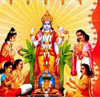 Samuhika Satyanarayana Swamy Vratham (Nov-04-2017)