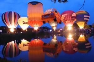 Balloons & Tunes festival