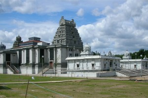 Sri Venkateswara (Balaji) Temple of the United Kingdom