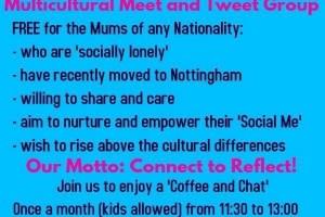 Mindmirror Moms: Multicultural meet & tweet group