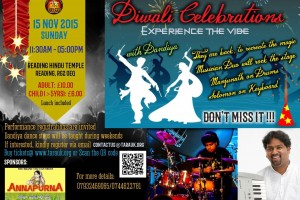 Diwali Celebrations with Dandia