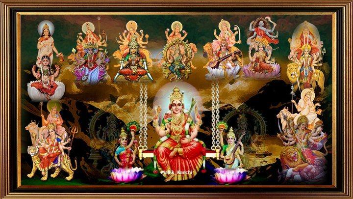 Dasara Celebrations (శ్రీ దసరా మహోత్సవములు)