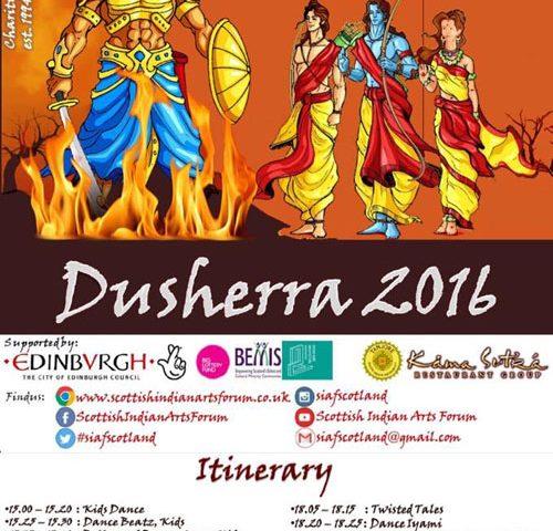Dusherra 2016 Celebrations