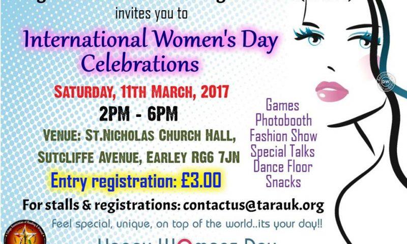 TARA – International Women's Day Celebrations
