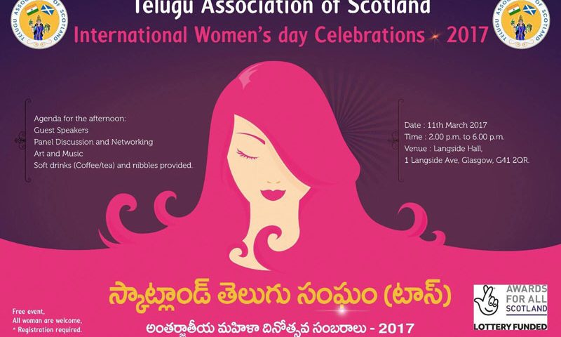 TAS International Women's Day celebrations