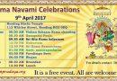 Sri Rama Navami Celebrations 2017 @ Reading