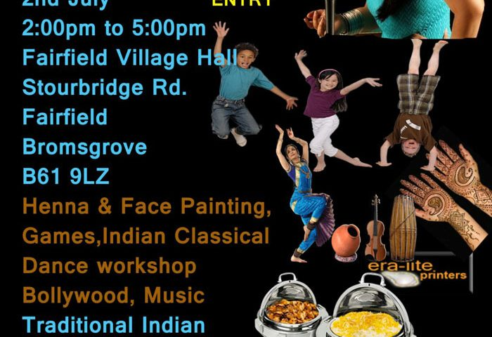 SUMMER FAIR – Hosted by Indian Community @ Midlands