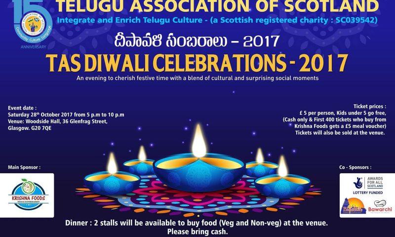 TAS DIWALI CELEBRATIONS – 2017